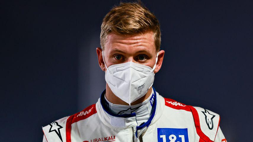 Mick Schumacher beim Qualifying in Bahrain, März 2021
