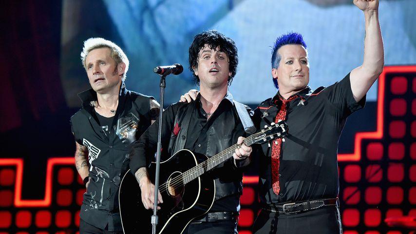 37 Jahre Freundschaft: So gut verstehen sich Green Day noch