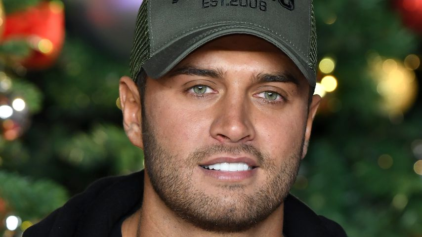 Mike Thalassitis bei einer Premiere in London, 2018