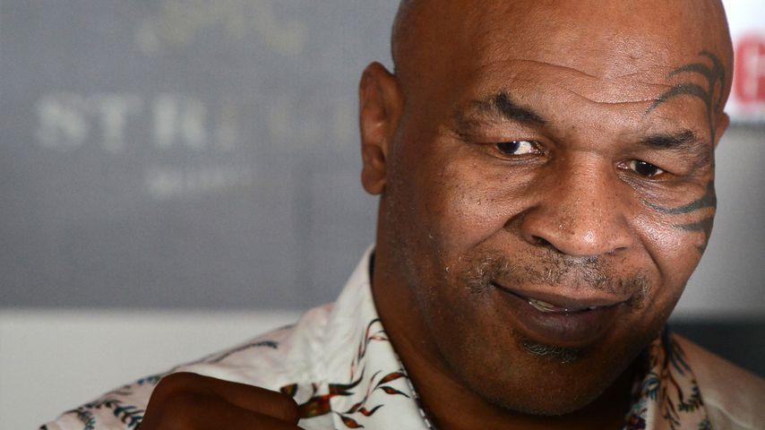 Mike Tyson, Box-Legende und Schauspieler