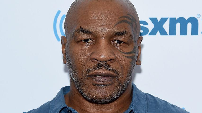 Mike Tyson, Ex-Boxer