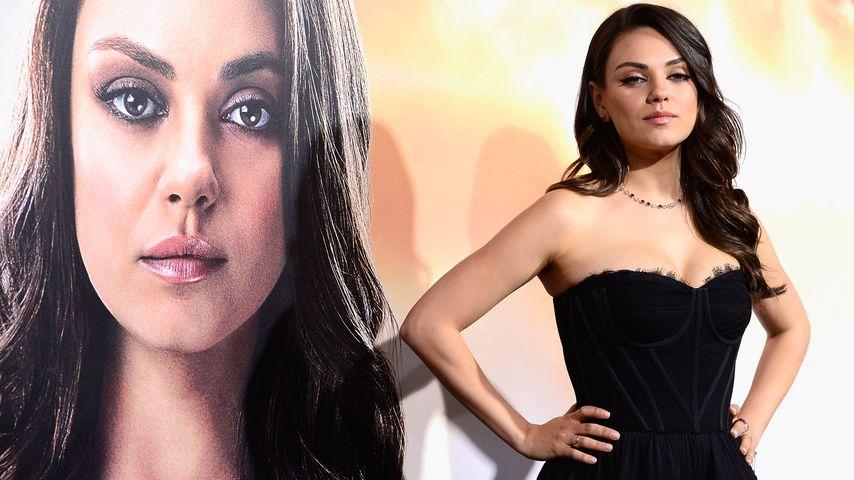 """Mila Kunis auf der """"Jupiter Ascending""""-Premiere in Hollywood"""
