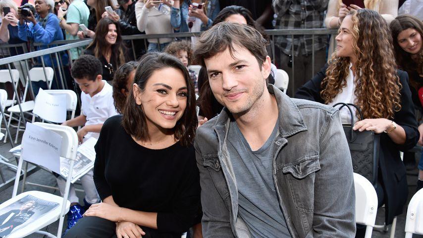 Wegen Mila: Ashton Kutcher hat Ticket für All-Flug verkauft