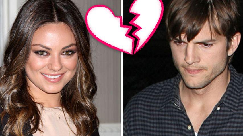 Mila Kunis dementiert Gerüchte um Kutcher-Liebe