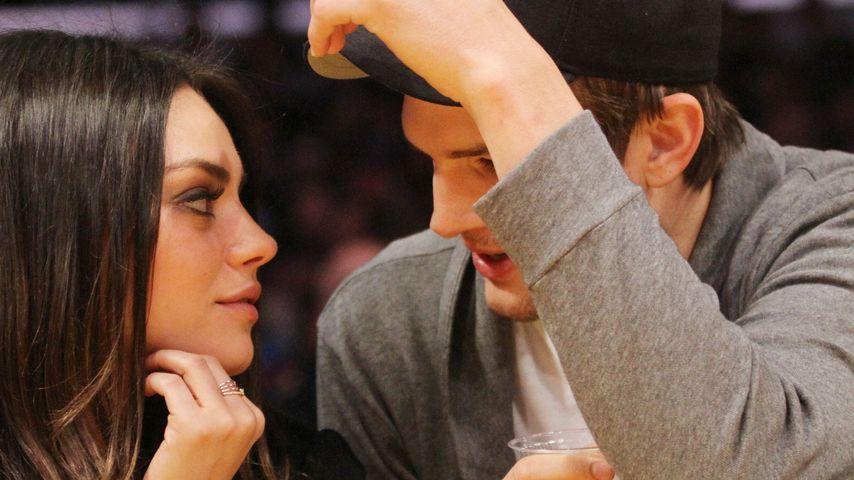 Ashton Kutcher: So wird die Hochzeit mit Mila!