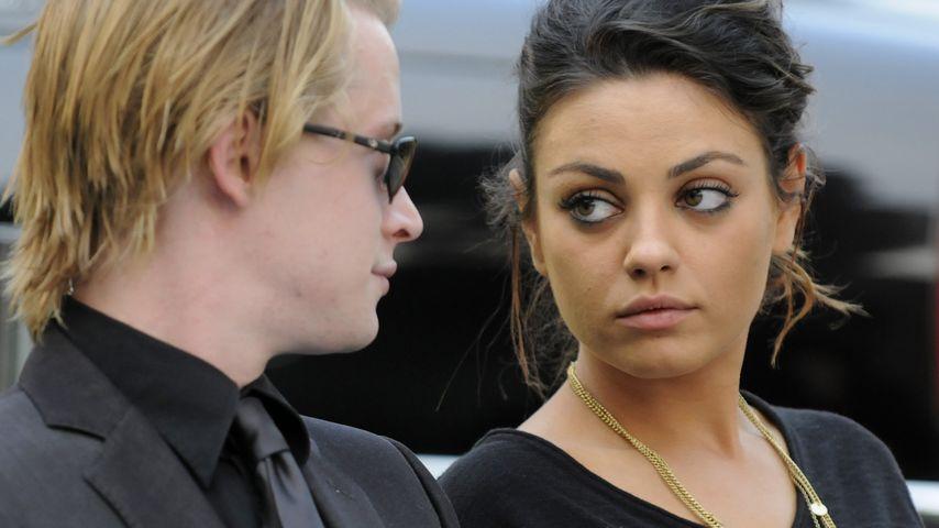 Mila Kunis hat große Angst um Macaulay Culkin