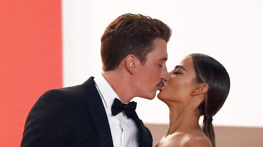 Miles Teller und Keleigh Sperry im Mai 2019