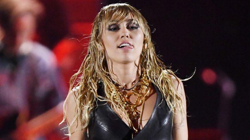 Miley Cyrus, Sängerin