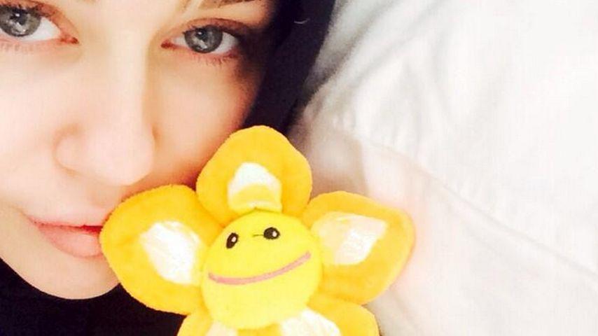 Miley Cyrus klärt auf: So kam sie ins Krankenhaus