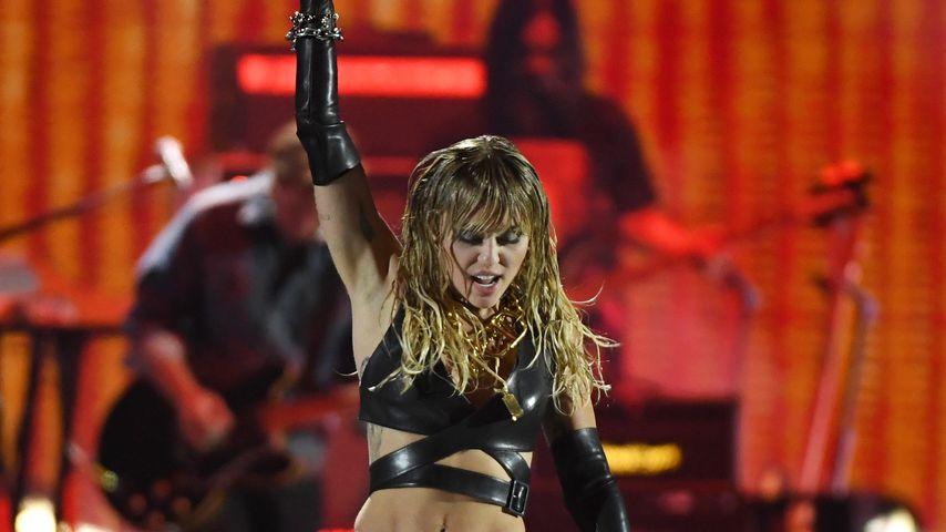 Miley Cyrus im September 2019 in Las Vegas