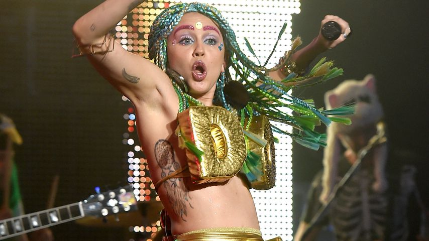 Promi-Support: Miley Cyrus kämpft für muslimische LGBTQI