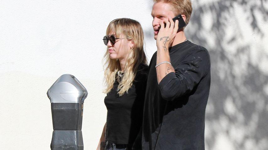 Miley Cyrus und Cody Simpson