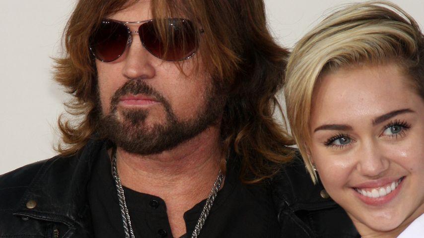 Miley Cyrus: Das gab's von Daddy zum 21. B-Day