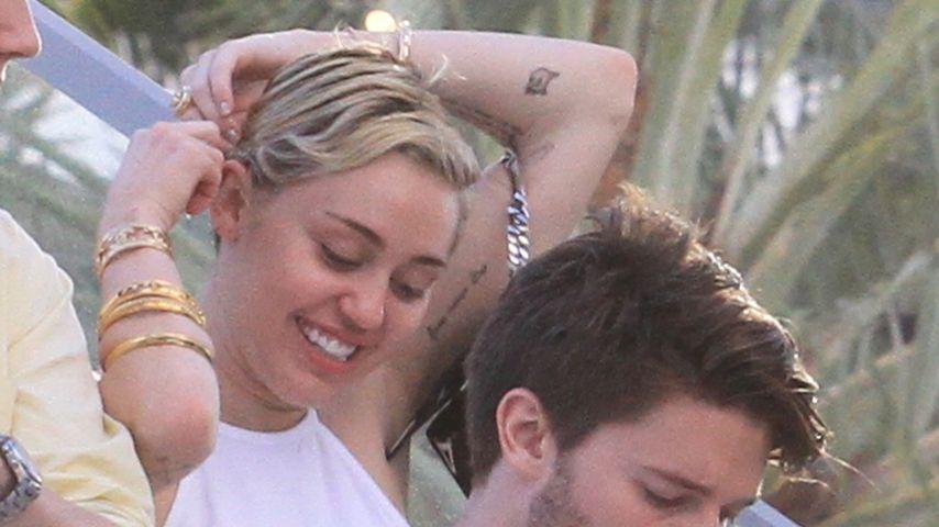 Patrick Schwarzenegger: Millionen weg wegen Miley?