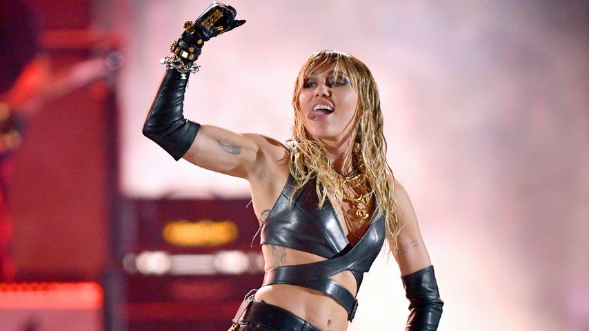 Miley Cyrus' Auftritt beim iHeartRadio Music Festival 2019
