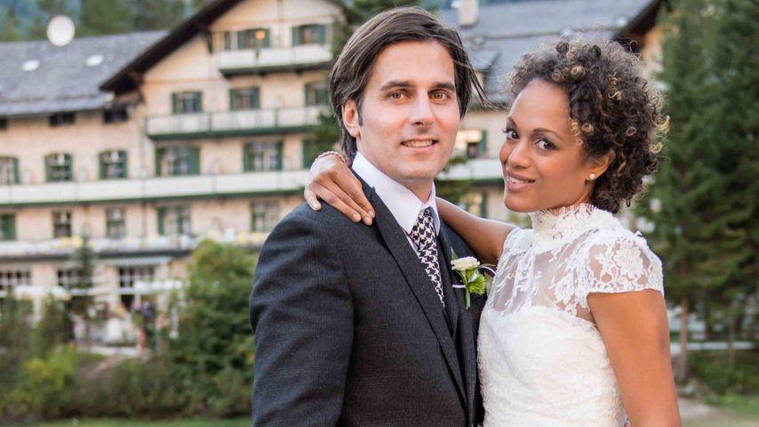 Milka Loff Fernandes und Ehemann Robert