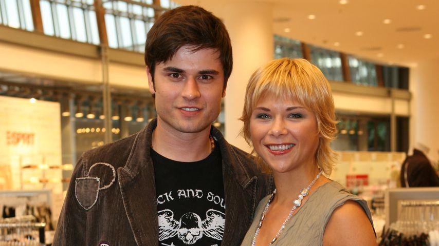 Milos Vukovic und Tanja Szewcenko, Mai 2007