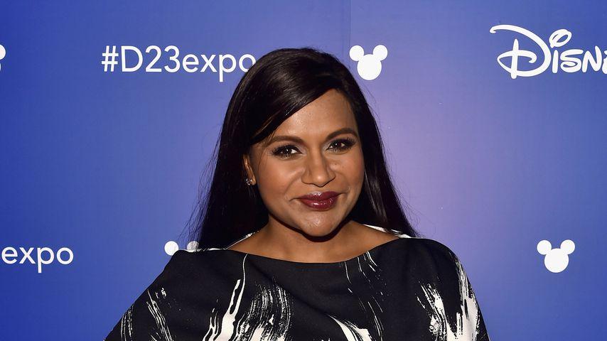 Mindy Kaling in der D23 EXPO 2017 in Anaheim