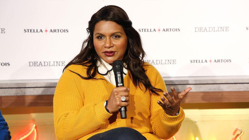 Mindy Kaling im Januar 2019