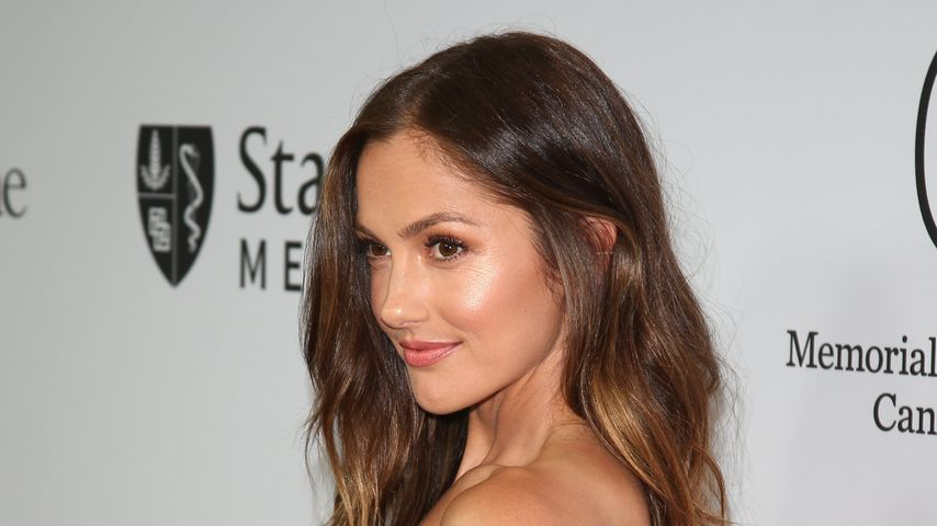 "Minka Kelly bei der ""Sean Parker And The Parker Foundation Launch"" in Los Angeles"