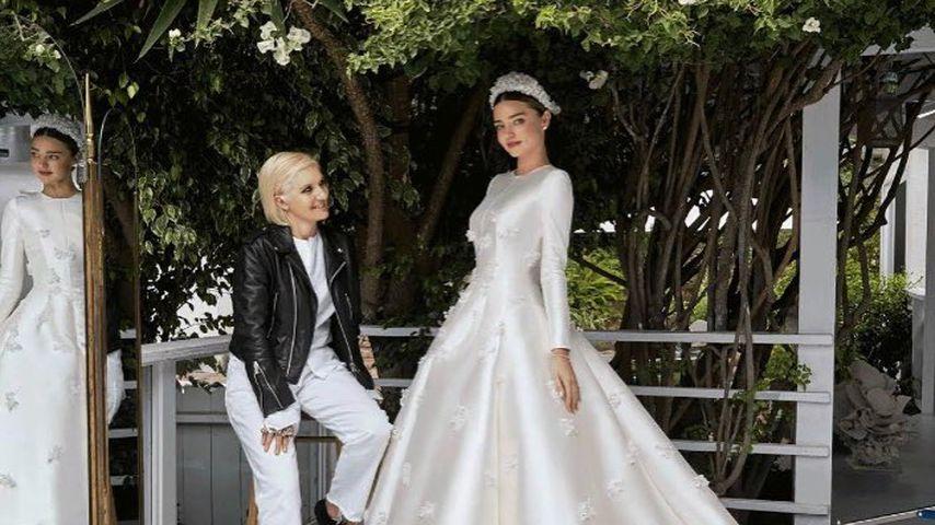 Miranda Kerr: Mehr schöne Details zu ihrer Traumhochzeit!