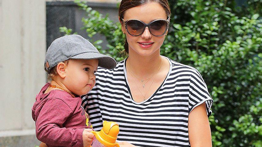 Miranda Kerr und ihr Sohn Flynn