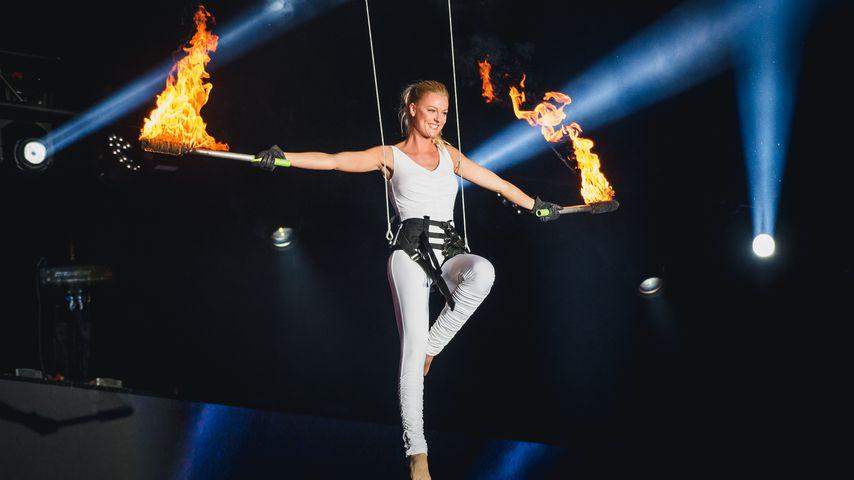Miriam Höller in Köln 2019