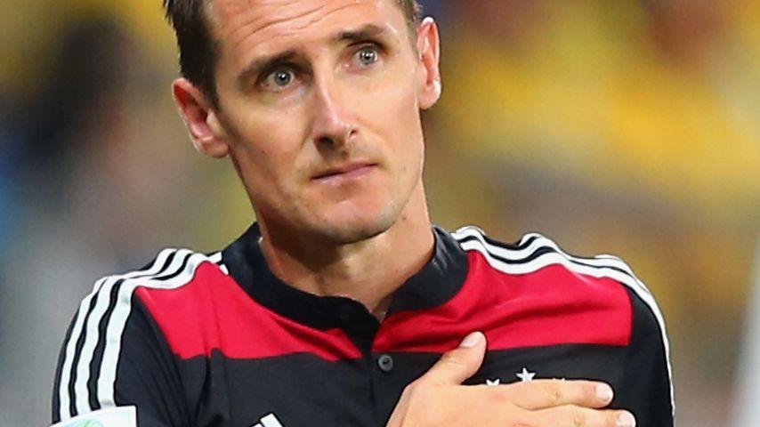 Miroslav Klose vermisst den DFB-Adler jetzt schon