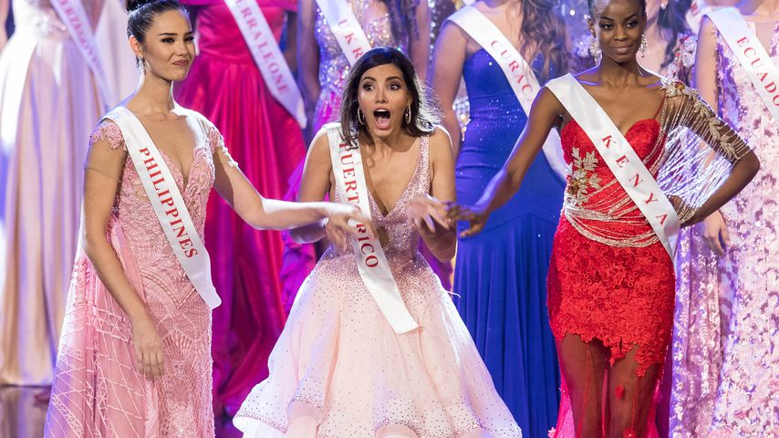 """Abgewiesen! """"Miss World""""-Kandidatin darf nicht antreten!"""