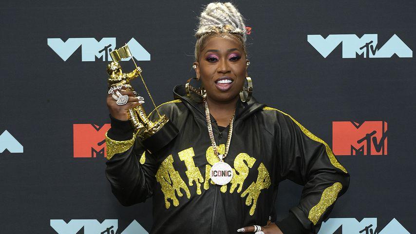 Missy Elliott bei den VMAs 2019