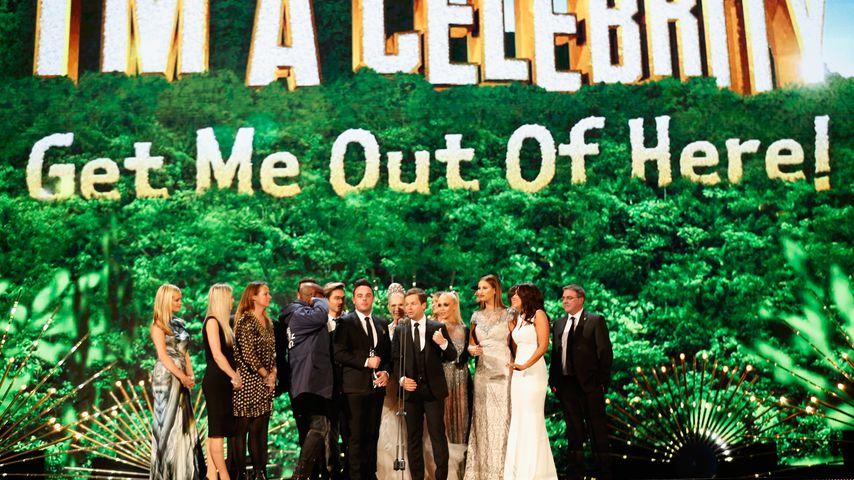 """I'm a Celebrity... Get Me Out of Here!"" erhält den National Television Award, 2016"