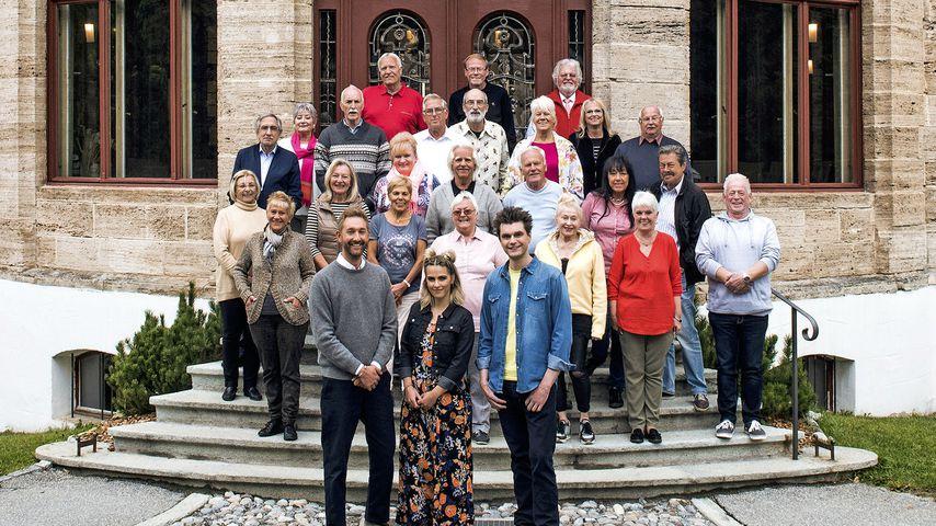 Neue Kuppel-Show: Jetzt suchen Senioren im TV die Liebe!