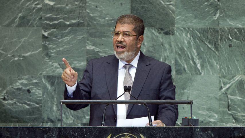 Ägyptens Ex-Präsident Mursi im Alter von 67 Jahren gestorben