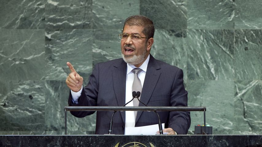 Ägyptens Ex-Präsident Mursi ist tot