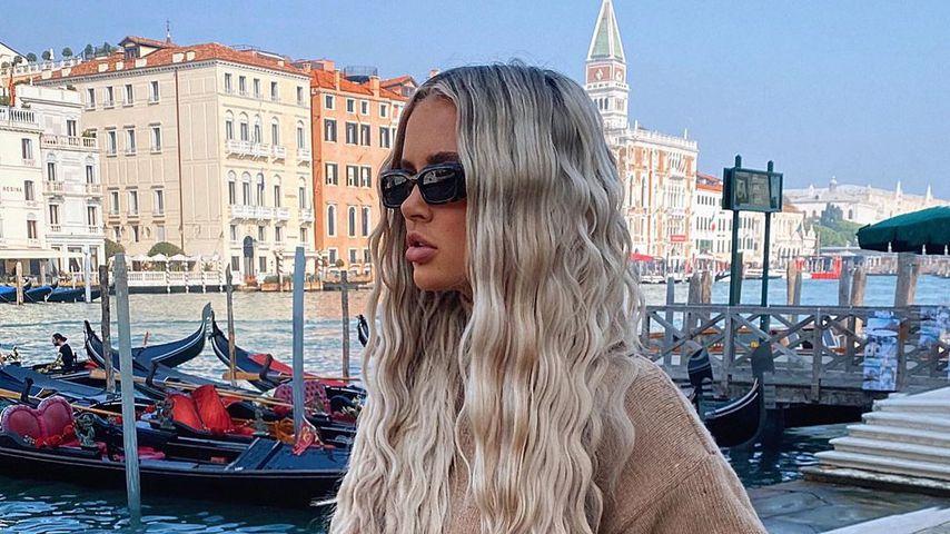 Molly-Mae Hague in Venedig 2020