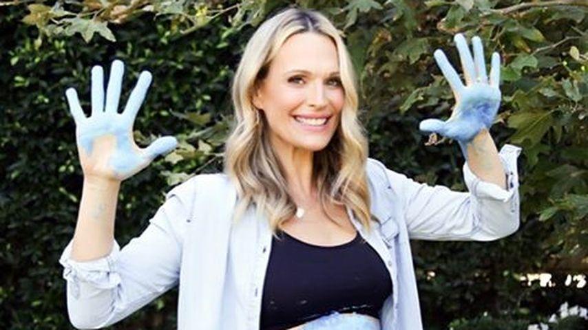 Molly Sims mit 43 schwanger: Baby Nummer drei wird ein...