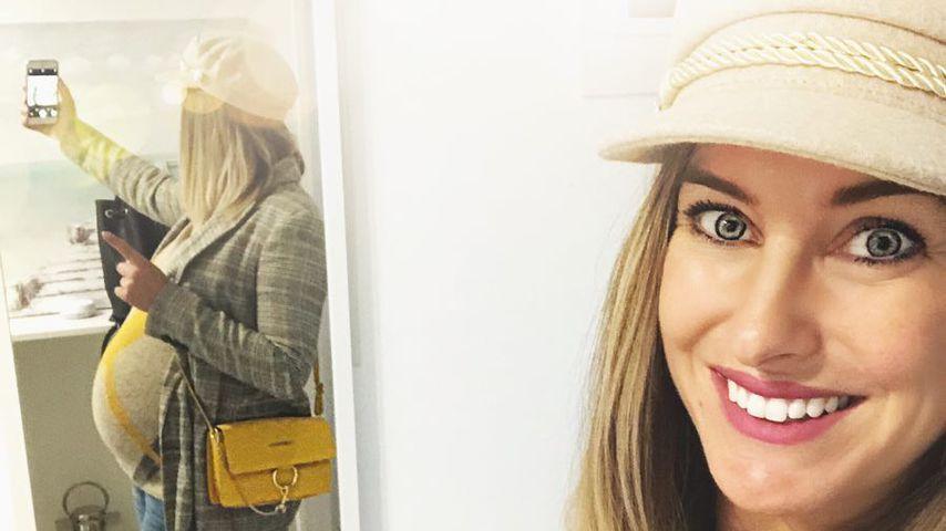 Richtig groß geworden: Mona Stöckli gibt Baby-Bauch-Update
