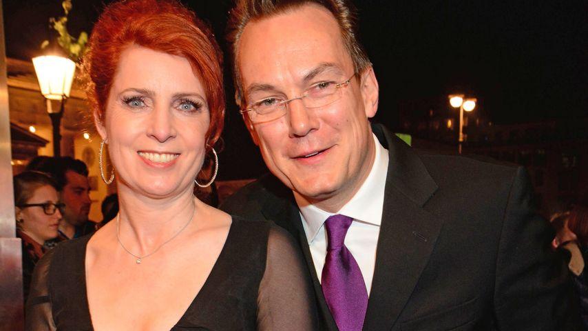 Ihr Partner spricht: So sehr litt Monica Lierhaus