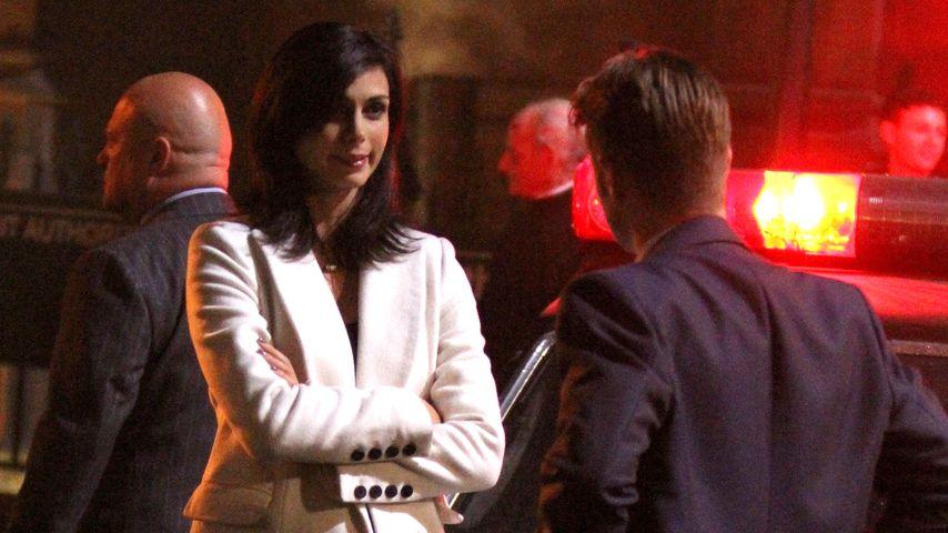 """Morena Baccarin: In """"Gotham"""" ist sie schon hochschwanger!"""