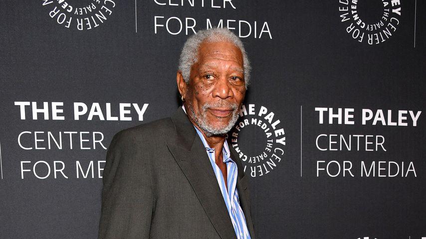 Sex-Vorwürfe: Morgan Freeman entschuldigt sein Verhalten