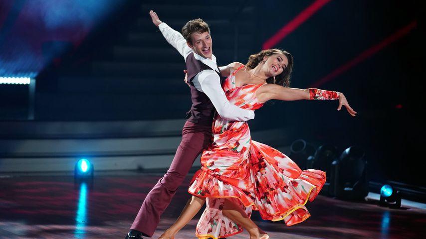 """Moritz Hans und Renata Lusin im Halbfinale von """"Let's Dance"""""""
