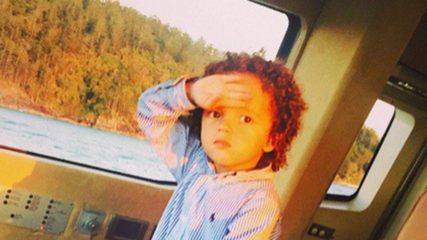 Volle Fahrt voraus: Mariah Careys Sohn ist Kapitän