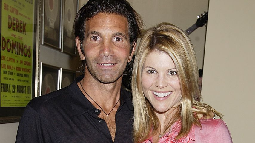 Mossimo Giannulli und Lori Loughlin 2002 in Las Vegas