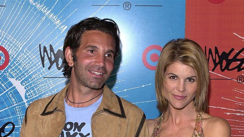 Mossimo Giannulli und Lori Loughlin, 2001 in Hollywood