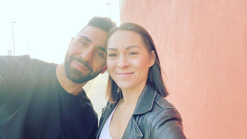MoTrip und seine Freundin Larissa