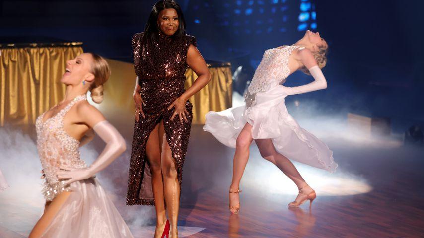 """Motsi Mabuse in der Kennenlern-Show von """"Let's Dance"""" 2021"""