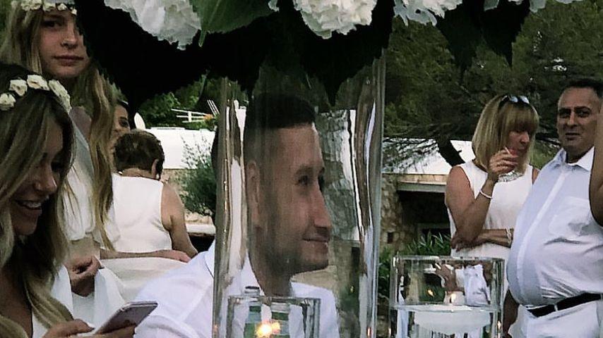 Mrs. Bella und Inscope21 bei der Hochzeit von Dagi Bee und Eugen Kazakov