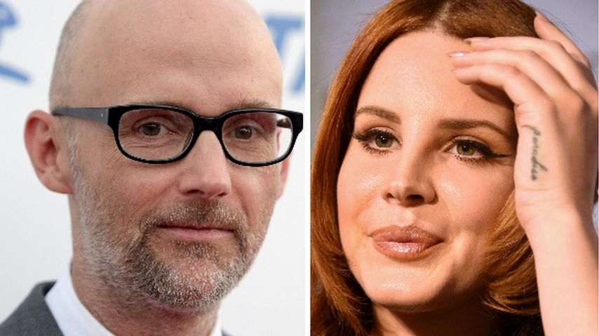 """""""Wir küssten uns"""": Moby hat früher mal Lana Del Rey gedatet!"""