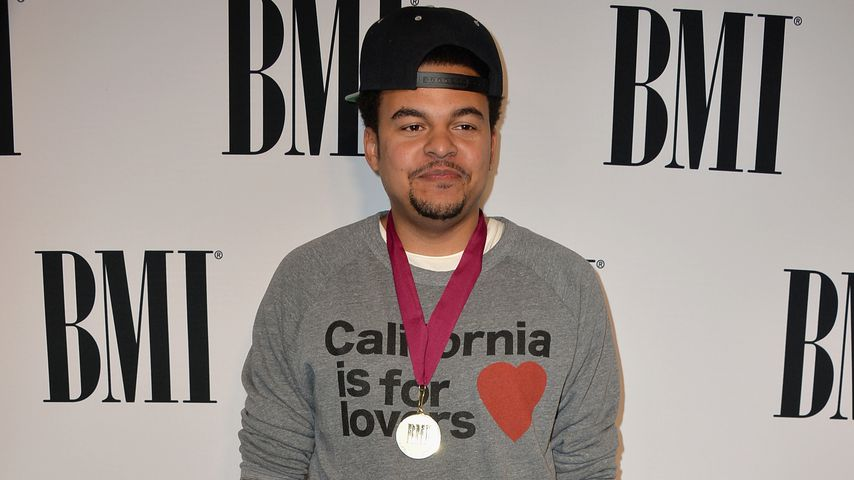 Musikproduzent Alex da Kid in Beverly Hills 2014