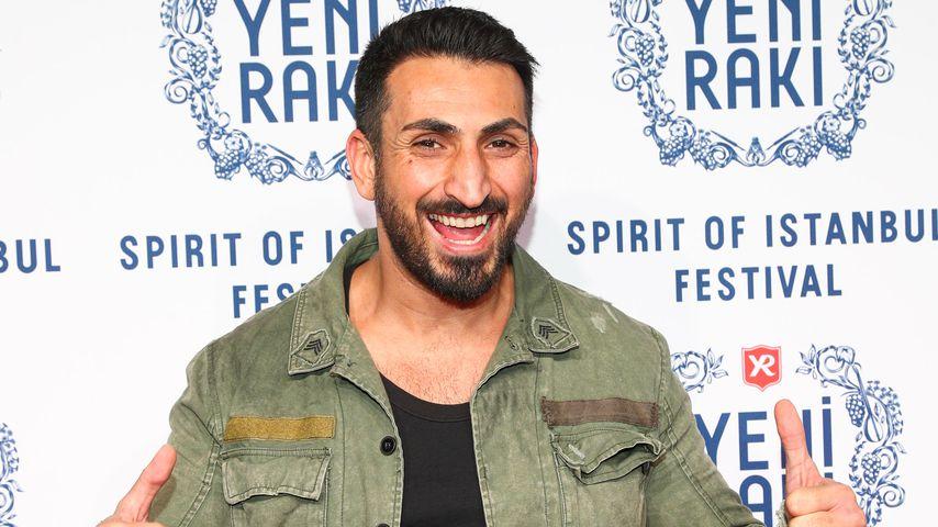 Jetzt dampft's! Ex-GZSZ-Star Mustafa eröffnet Shisha-Bar